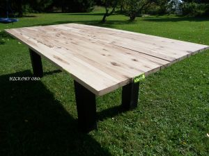 table hickory-080