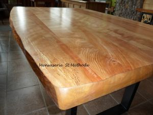 table merisier naturel-13